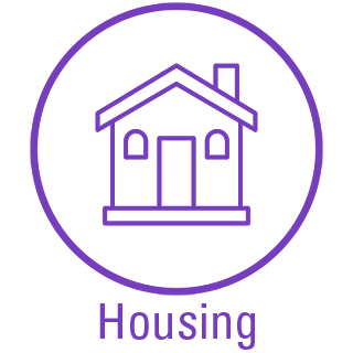 Housing Insecurity Icon