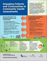engaging patients in community health assessments infographic